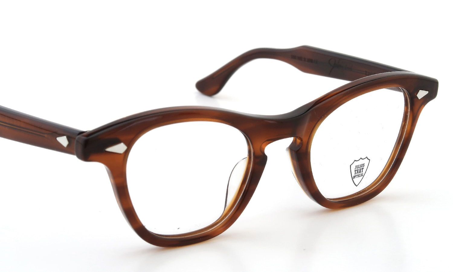 JULIUS TART OPTICAL Leading-Liz AMBER 44-22