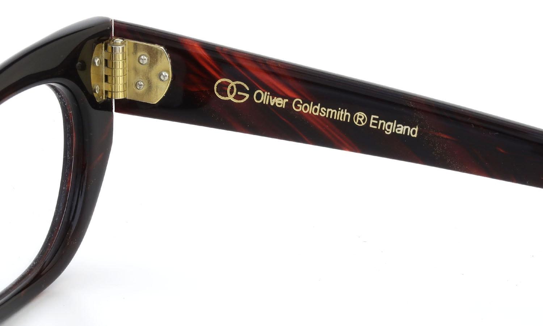 Oliver Goldsmith PELOTA Red Tiger