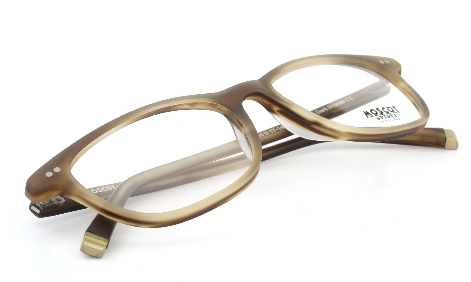 MOSCOT SPIRIT KATE Matte-Dark-Blonde