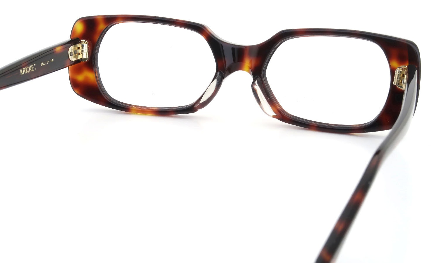 Oliver Goldsmith KRICKET Dark Tortoiseshell