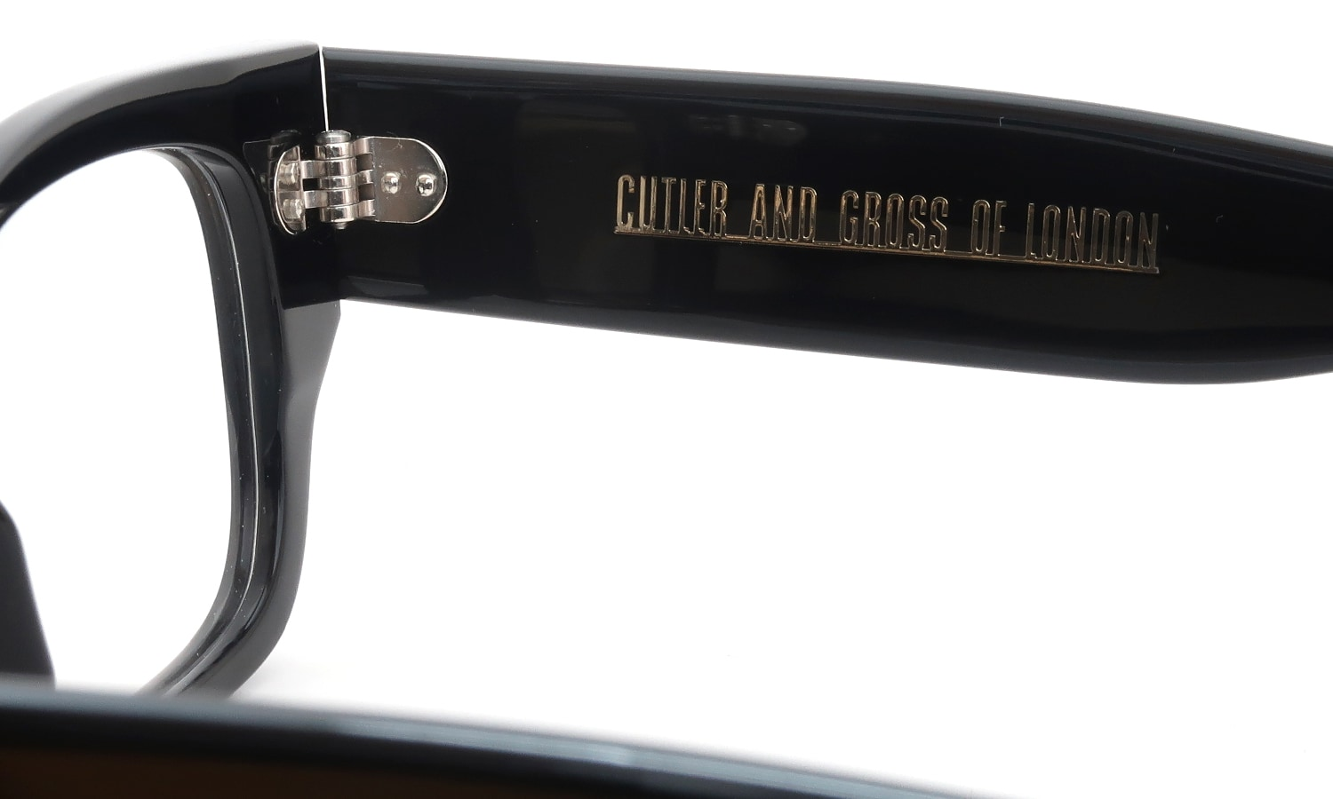 CUTLER AND GROSS 1214 BLACK