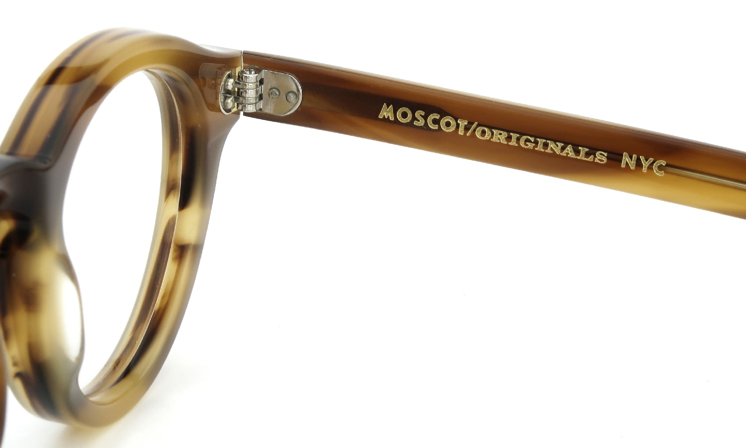 MOSCOT KEPPE 45 DARK BLONDE