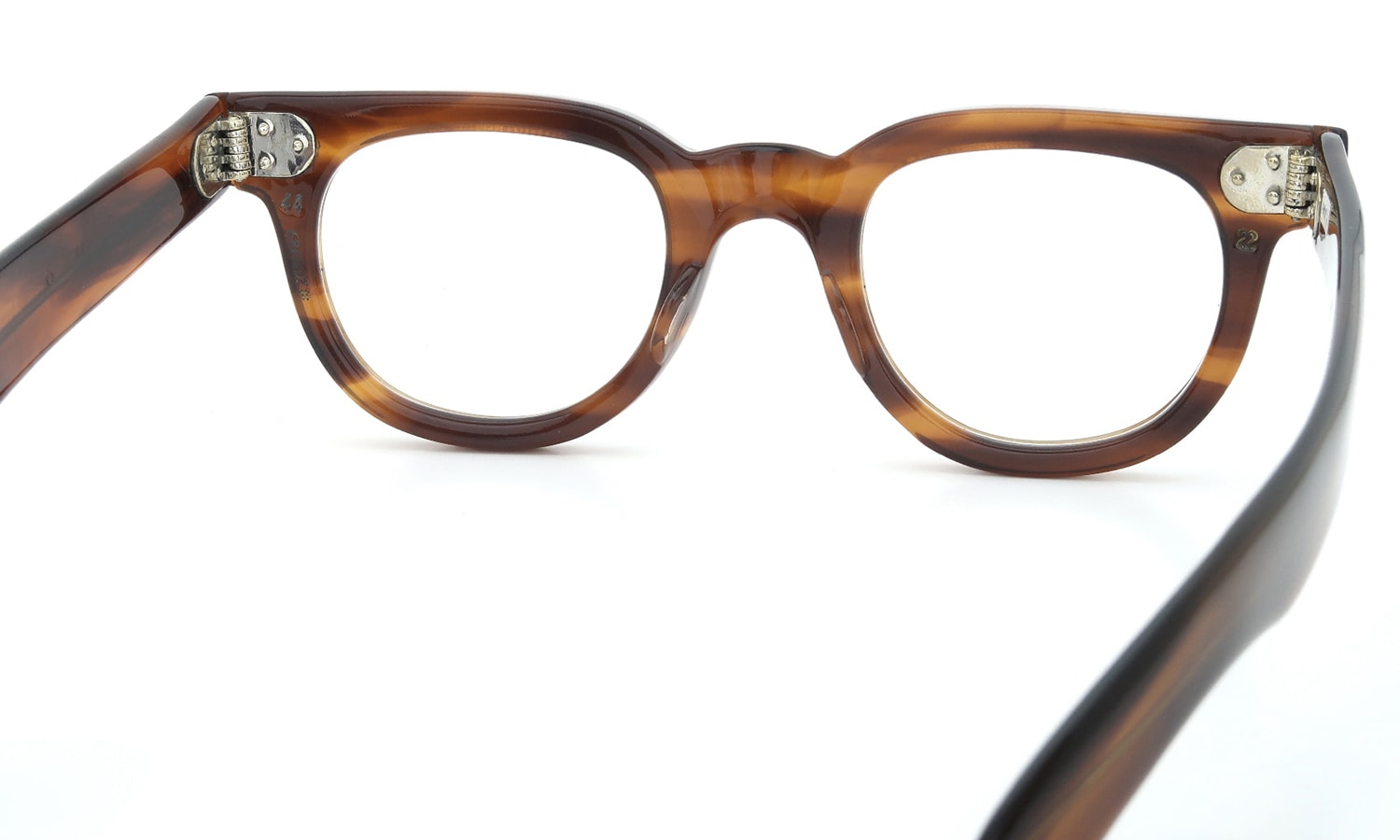 The Spectacle/ TART Optical 1950〜1970年代 FDR AMBER 44-22