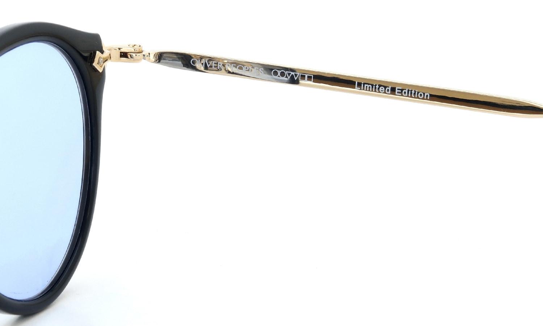 オリバーピープルズ サングラス OP-505 BK ライトブルー