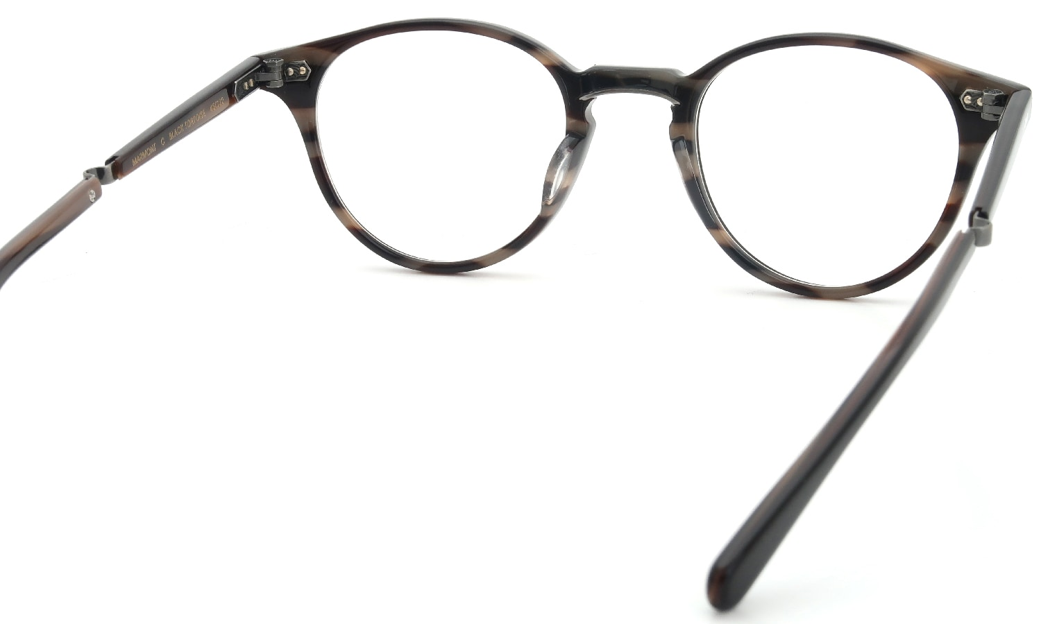 Mr.Leight MARMONT C BLACK TORTOISE 45size