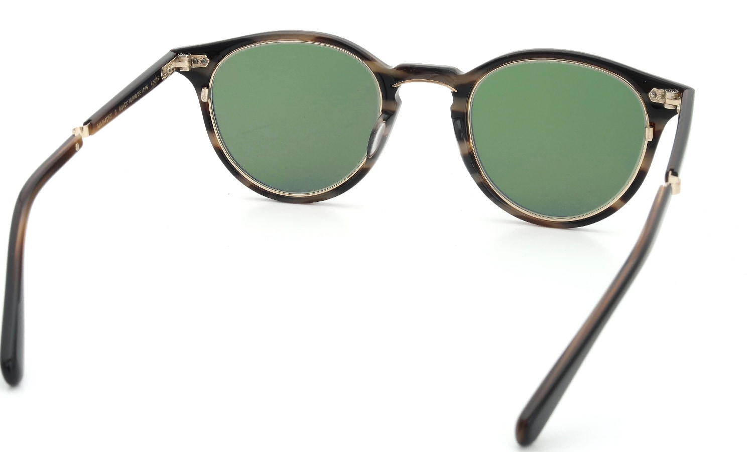 Mr.Leight MARMONT S BLACK TORTOISE 12KG 48size