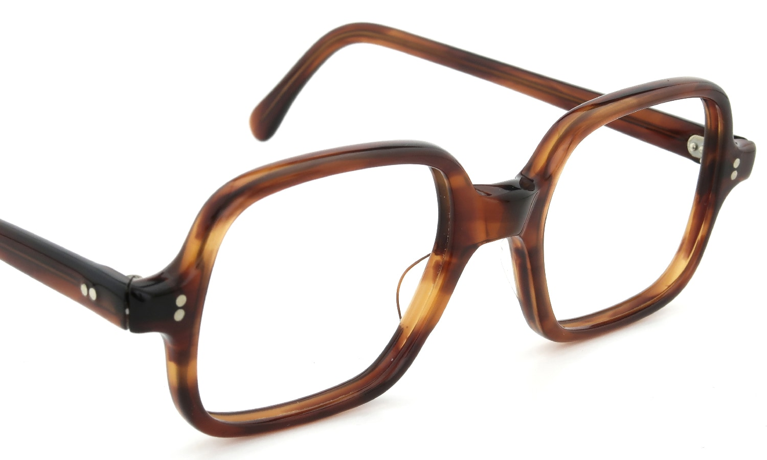 TART Optical vintage T-SQUARE Amber
