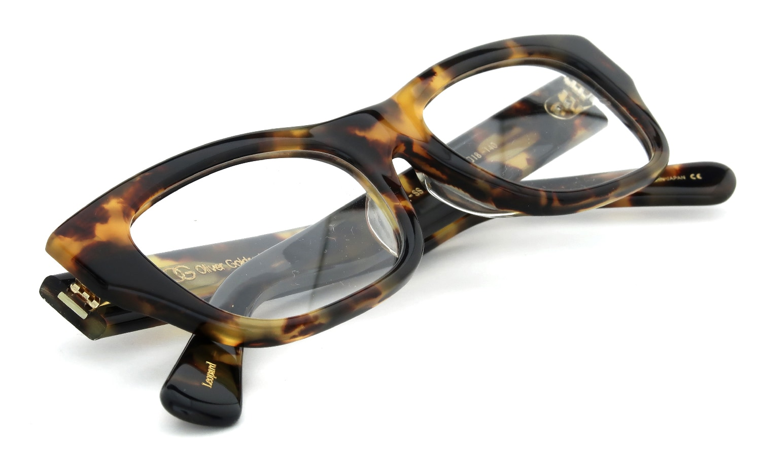 Oliver Goldsmith CONSUL-ss Leopard