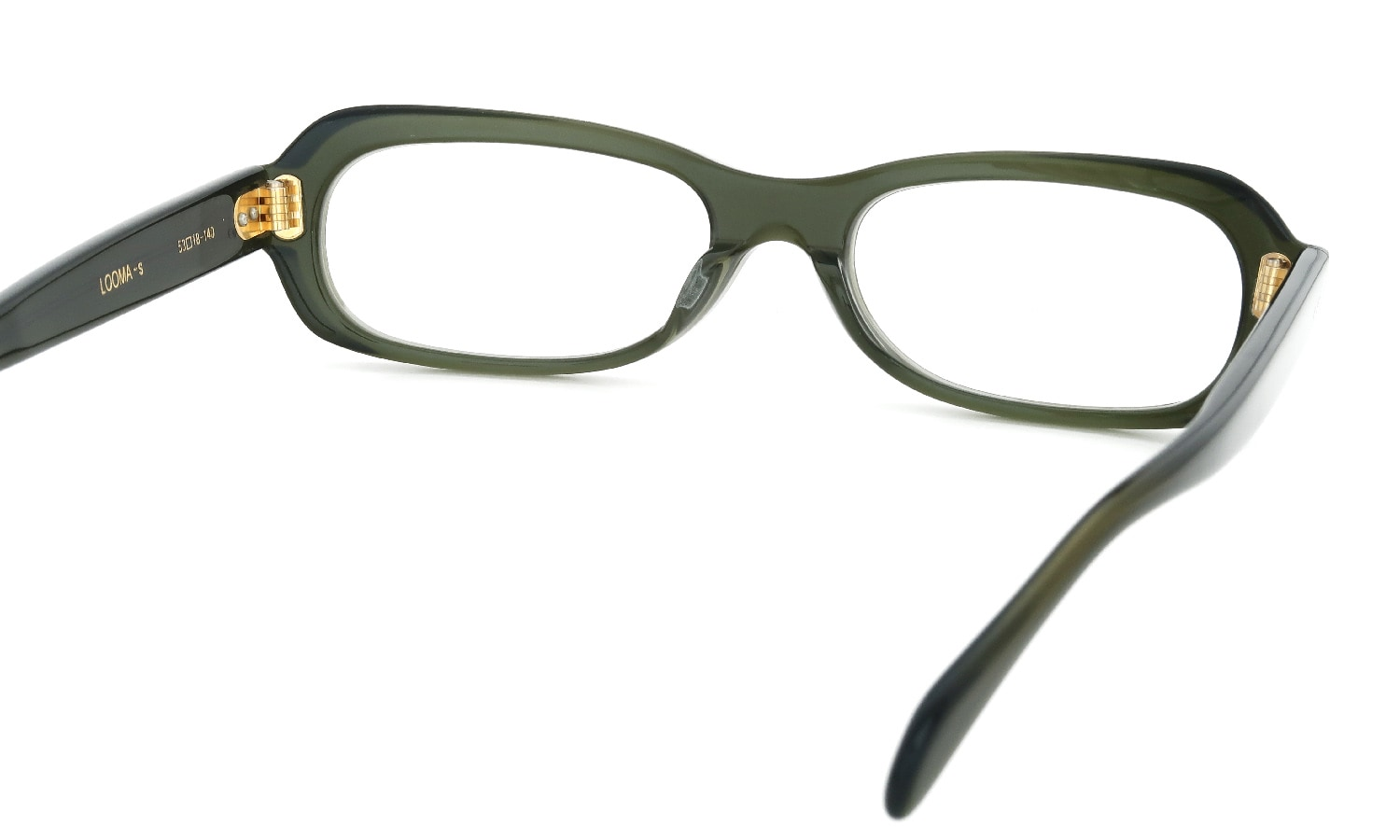 Oliver Goldsmith LOOMA-s Forest