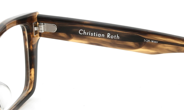 Christian Roth SQR-WAV CRX011-53-03AF BRN-BRN