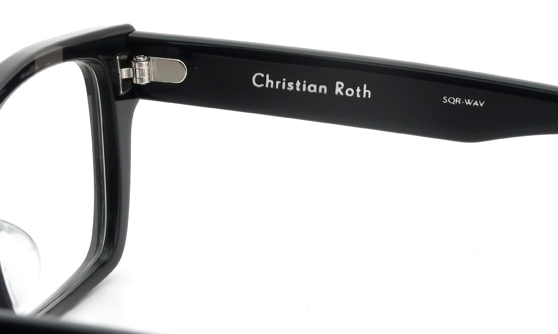 Christian Roth SQR-WAV CRX011-53-01AF BLK-GRY