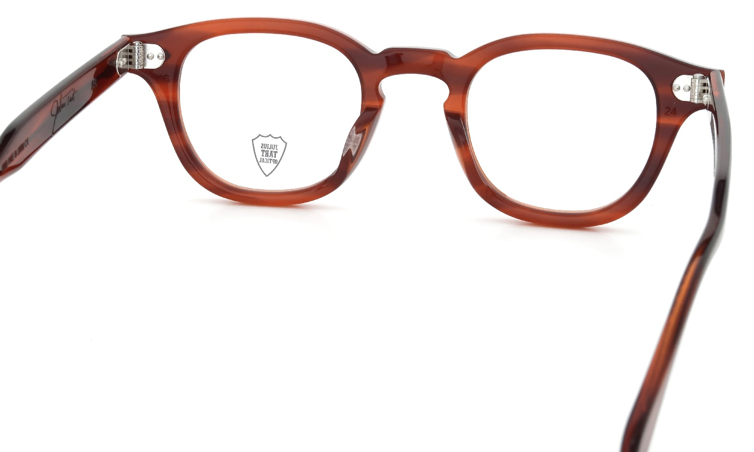 JULIUS TART OPTICAL AR-46-24 AMBER PL-102G