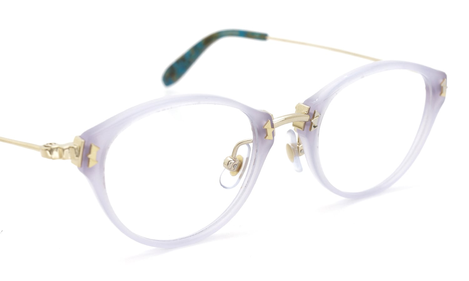 megane and me for ponmagane One of a Kind col.One of a Kind col.Pale-Purple