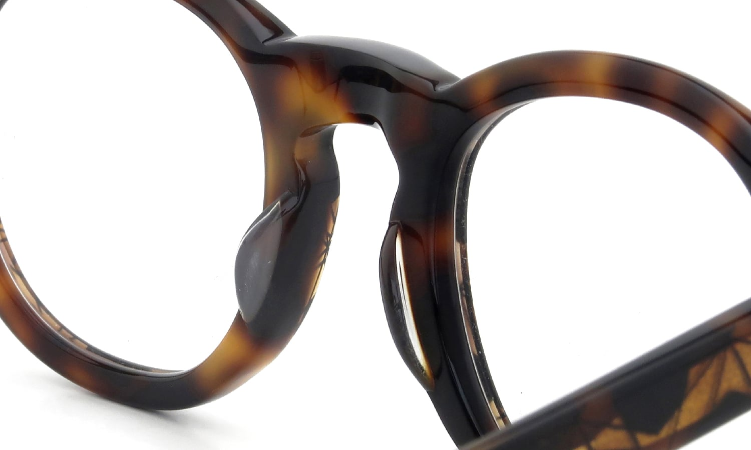 Oliver Goldsmith PINEWOOD Fake Tortoiseshell