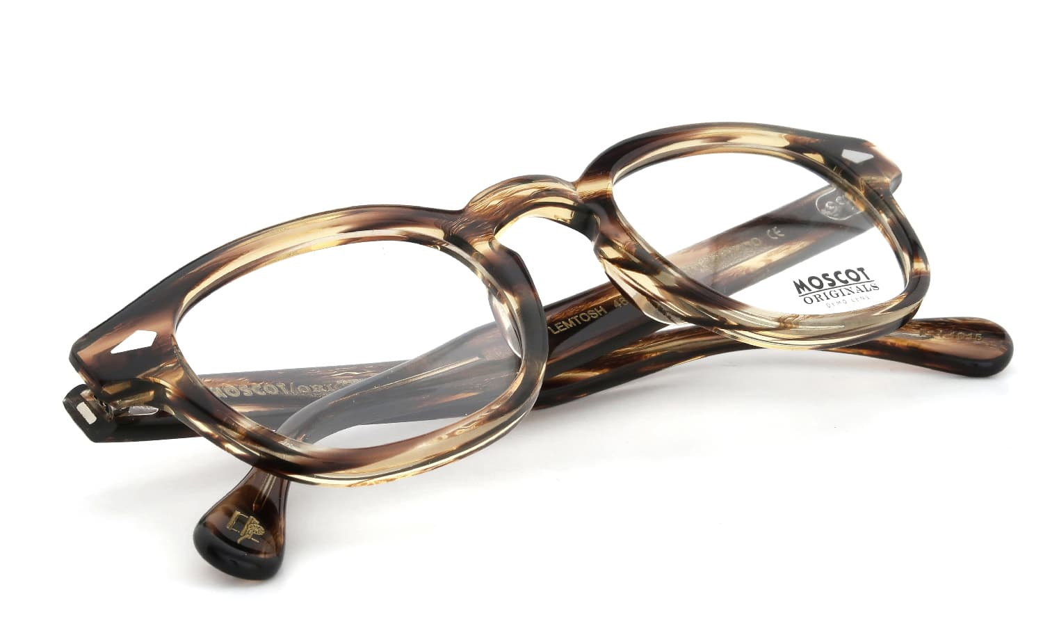 MOSCOT LEMTOSH BAMBOO 46size