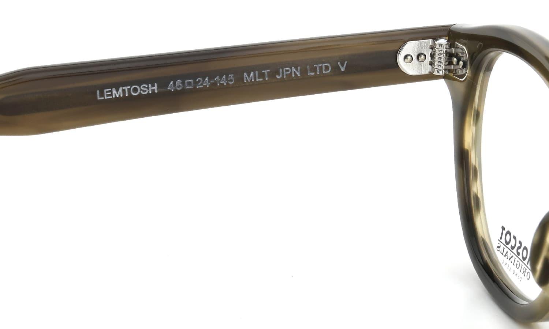 MOSCOT LEMTOSH MLT JPN LTD 46size