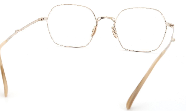 Mr.Leight SHI C 50 12K-Matte-White-Gold / Moonstone