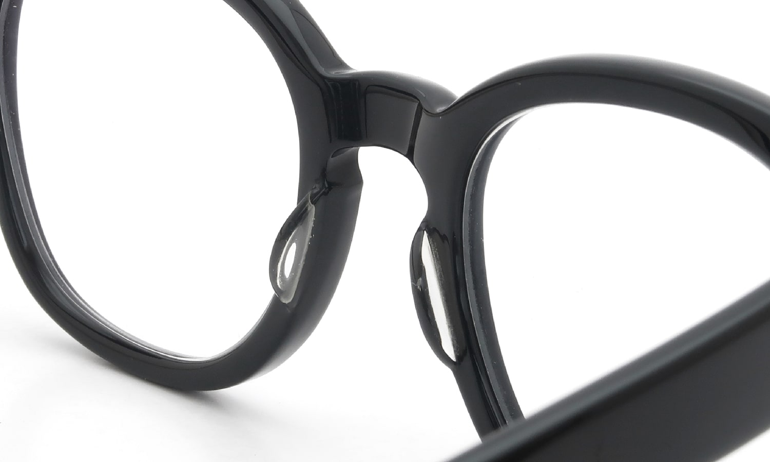 The Spectacle/ TART Optical vintage BRYAN BLACK 46-20