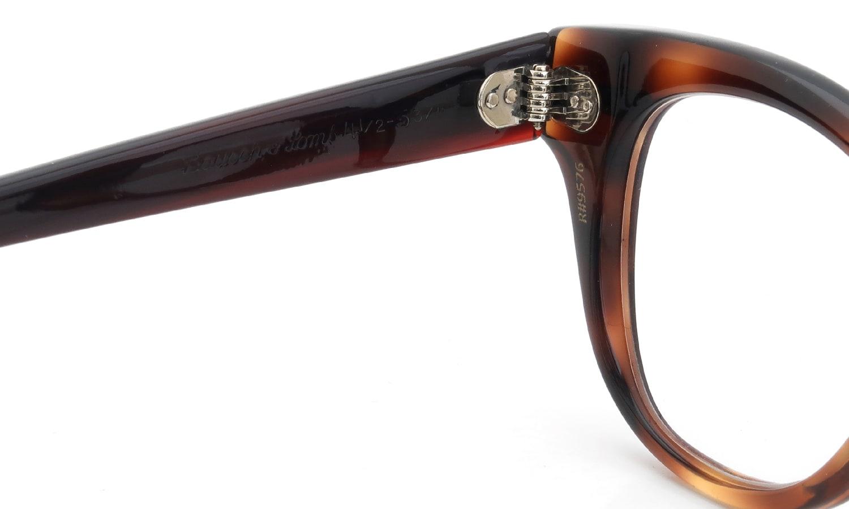 Bausch&Lomb vintage 1950s〜1960s BL805 Tortoise 48-23
