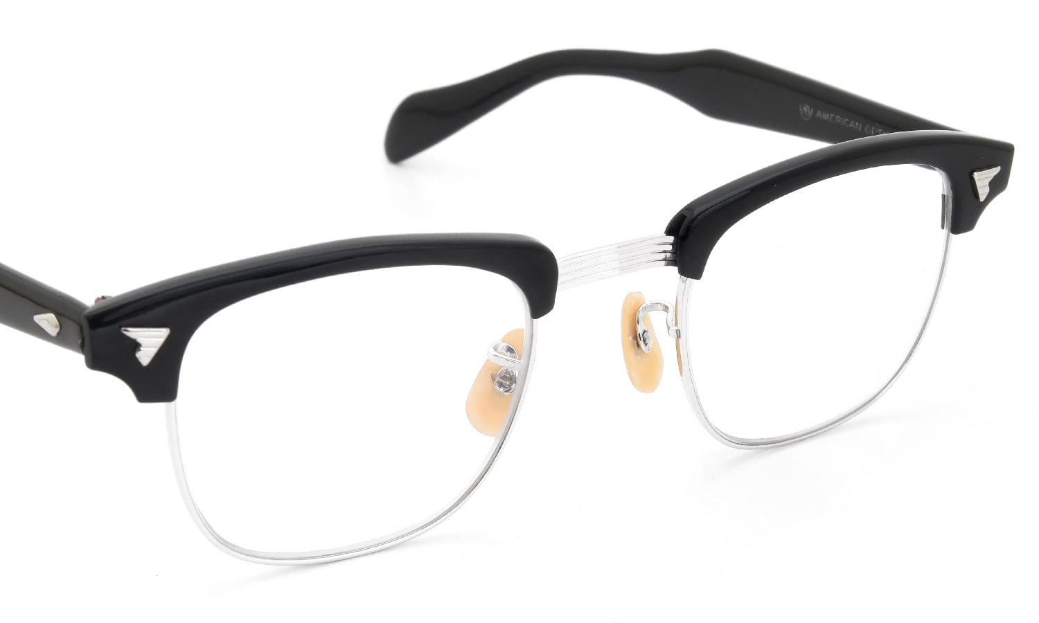 American Optical 1950s〜1960s A600 Combination BK-WG 1/10 12KGF 46-22