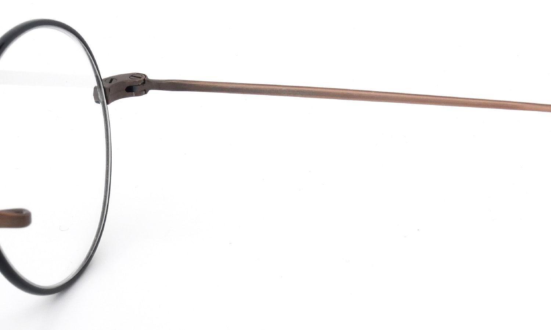 オリバーゴールドスミス メガネ Oliver Oban Antique-Copper BK