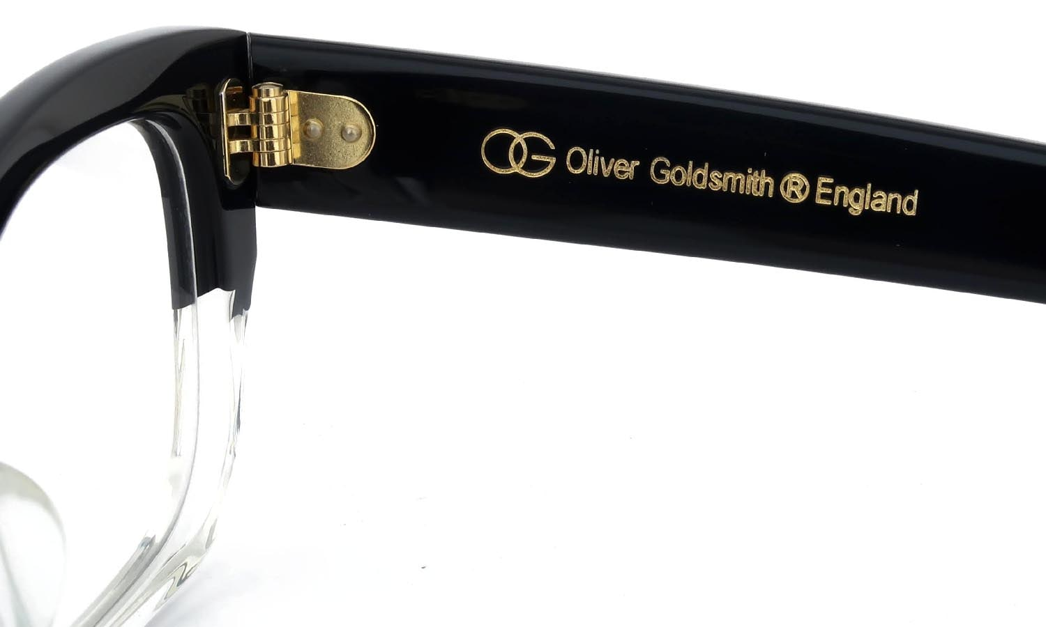 Oliver Goldsmith CONSUL-50 Black-Float