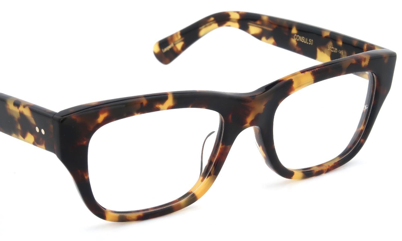 Oliver Goldsmith CONSUL-50 Leopard