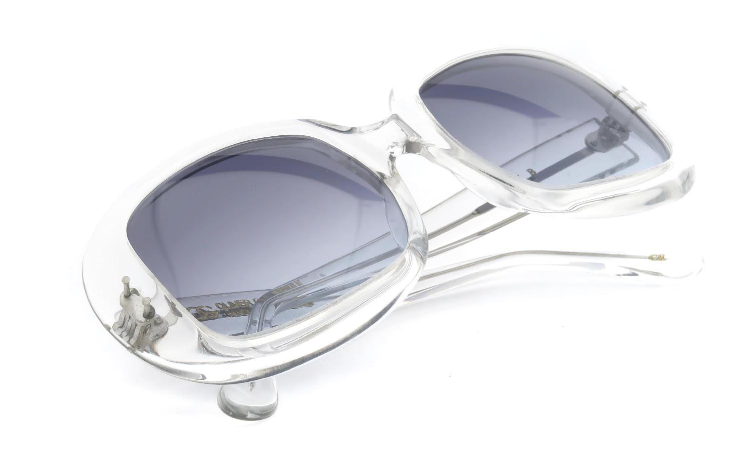 Oliver Goldsmith AMY-B Clear-Crystal
