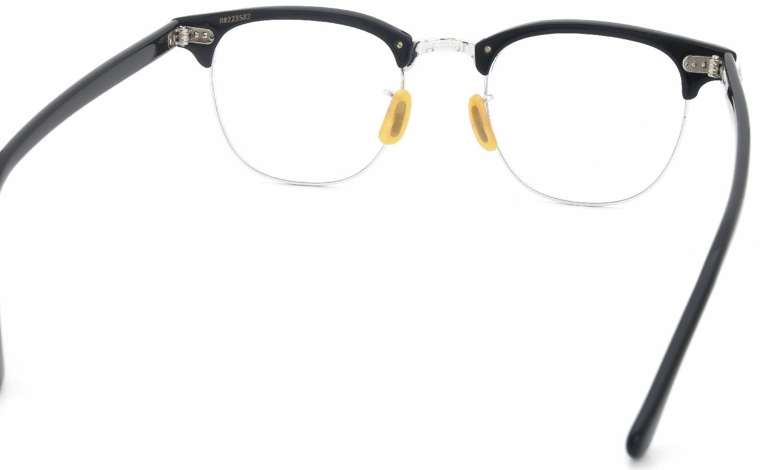 Artcraft Optical vintage1950s-60s Combination Black/WG 48-22 1/10 12KGF
