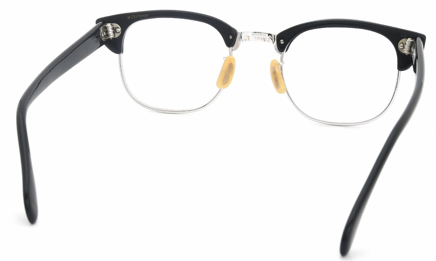 Universal Optical vintage 1950s-60s Combination Black/WG 48-22 1/10 12KGF #207695