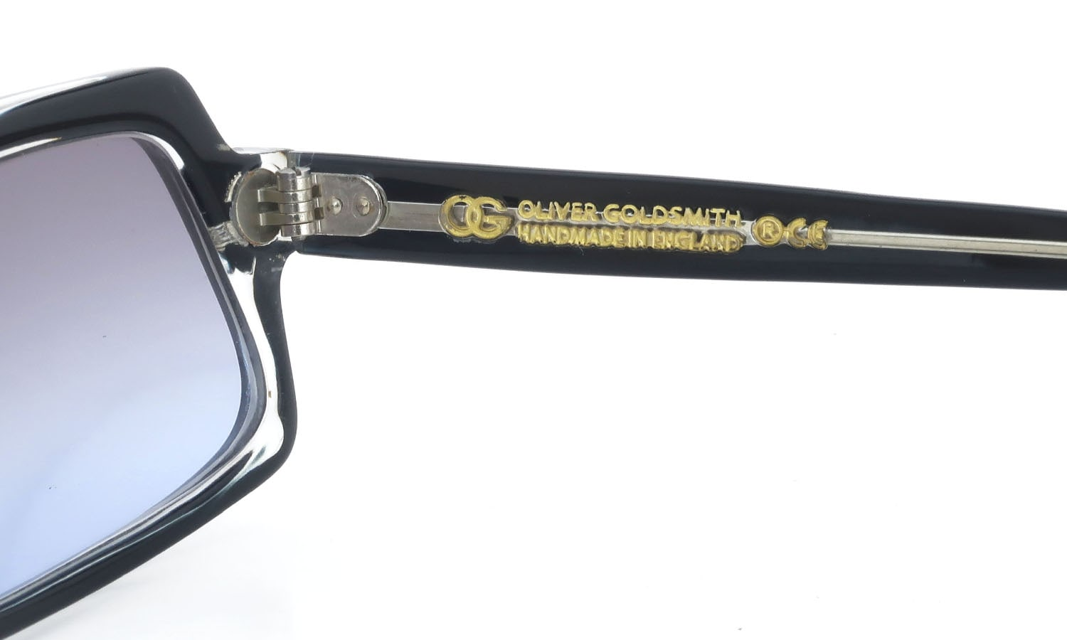 Oliver Goldsmith PAW PAW Black-Crystal