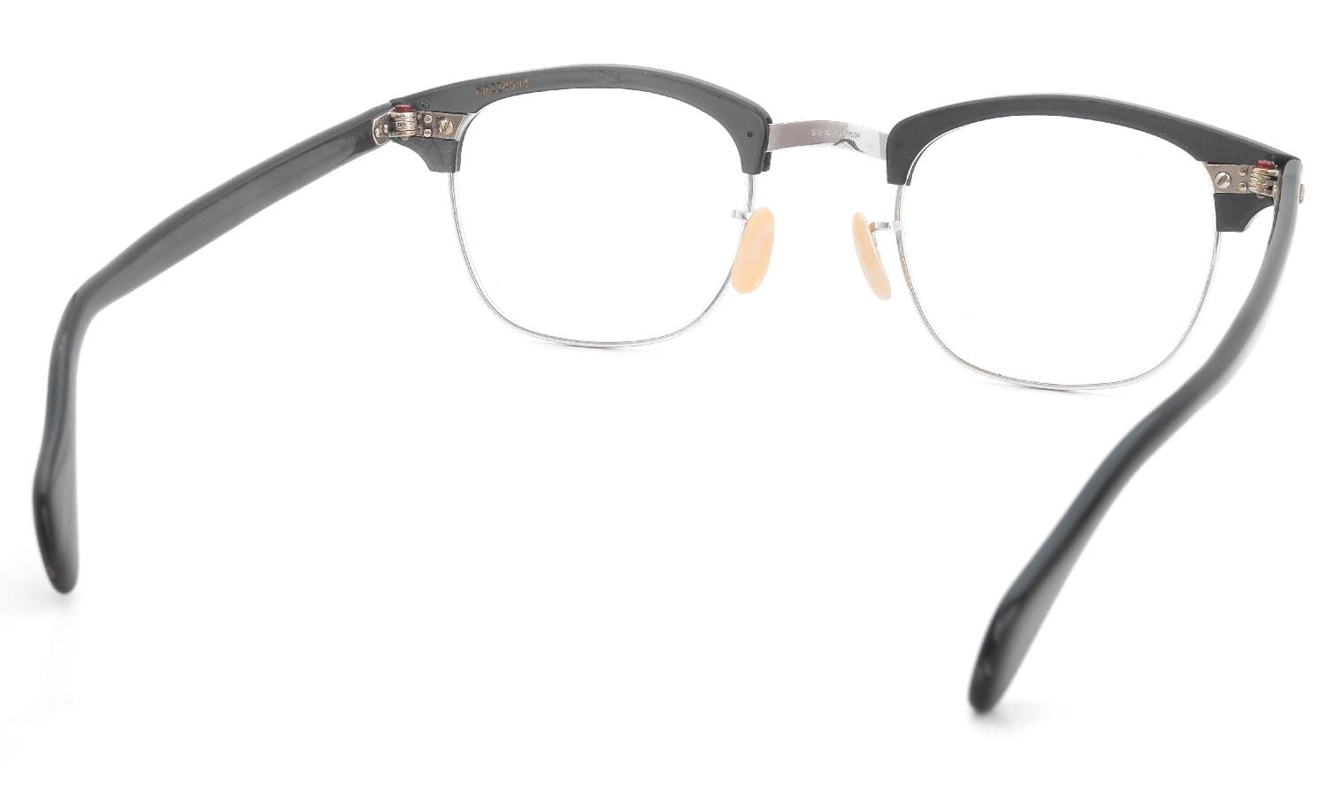 American Optical 1950s〜1960s SIRMONT Gry-WG 1/10 12KGF 46-22