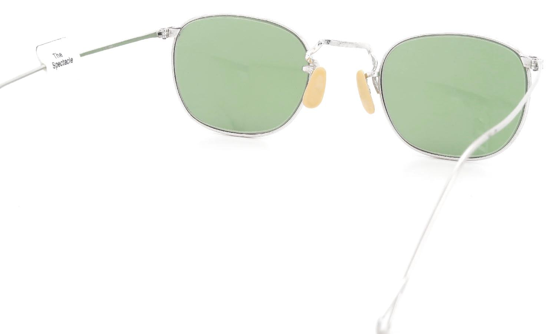 American Optical 1930s〜1940s Whitaker Full-Frame Ful-Vue WG 1/10 12KGF 45-22 Bottle-Green-Lens