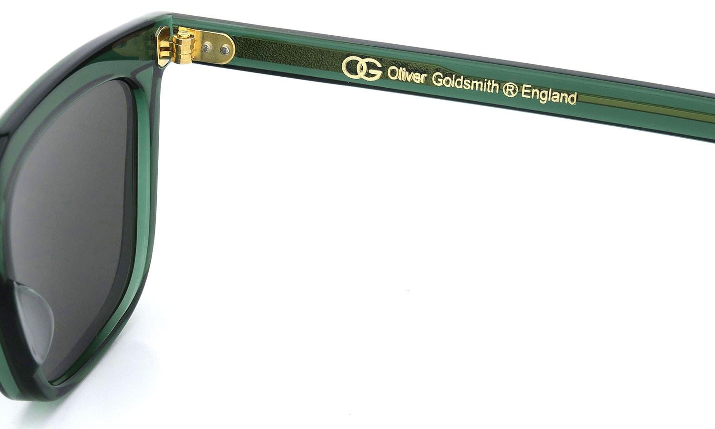 Oliver Goldsmith SEG SG Continental