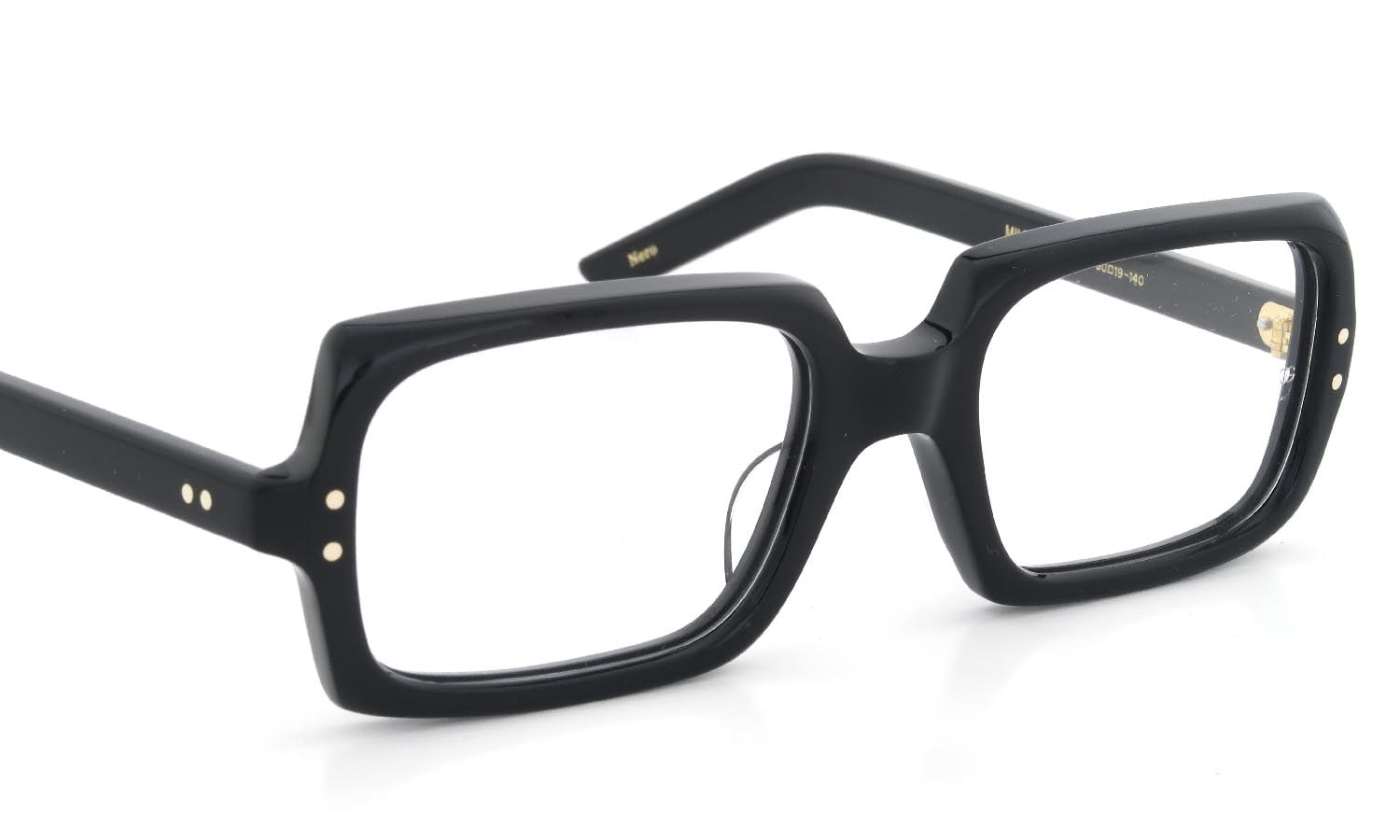 Oliver Goldsmith MILTON50 Nero