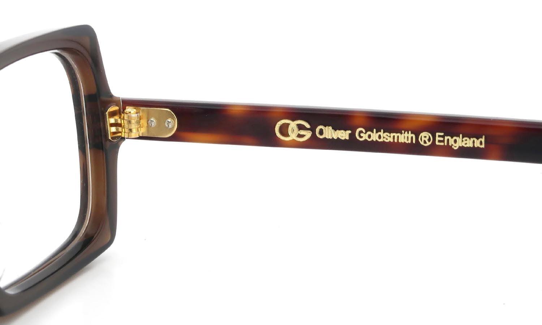 Oliver Goldsmith MILTON50 BBDT