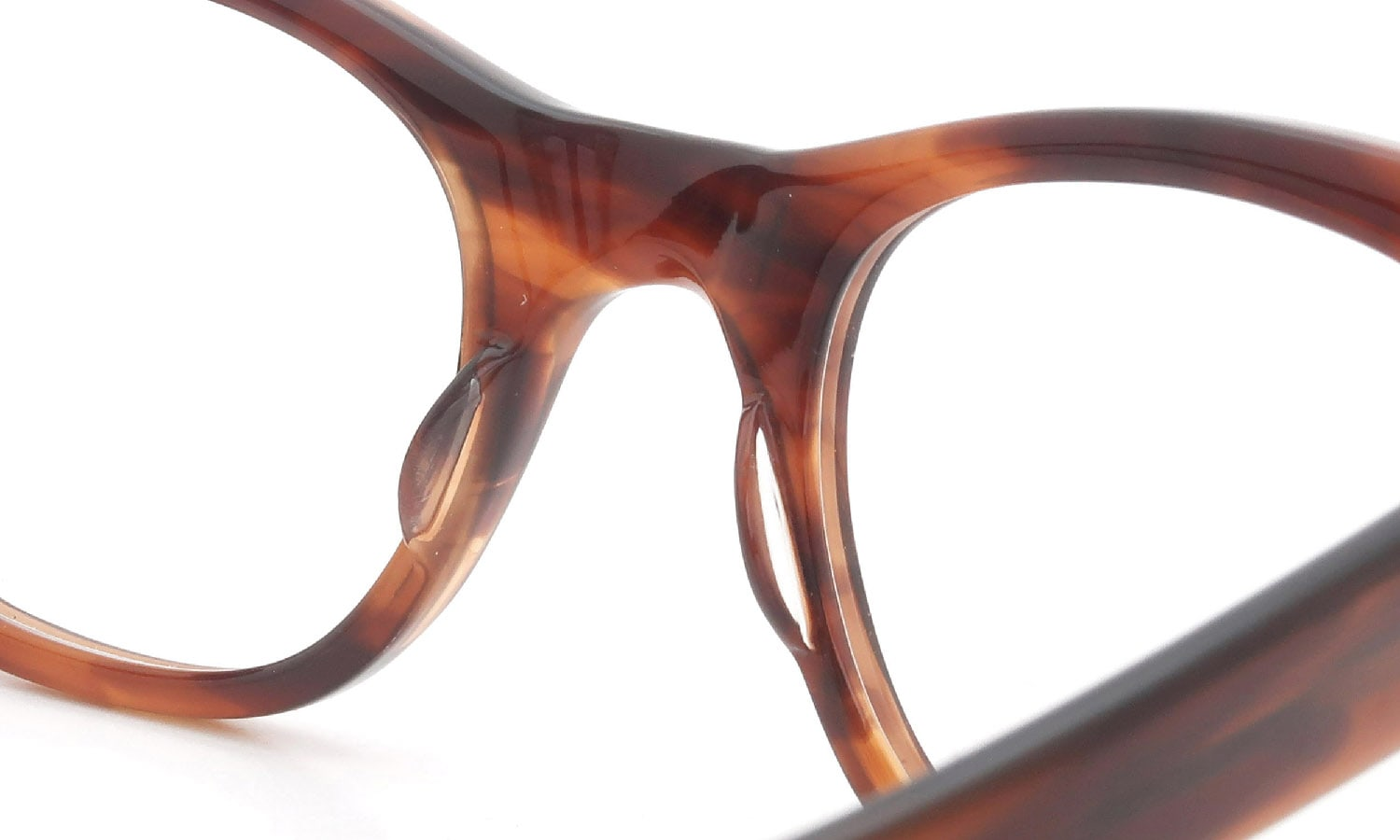 The Spectacle/TART Optical vintage COUNTDOWN AMBER 48-24