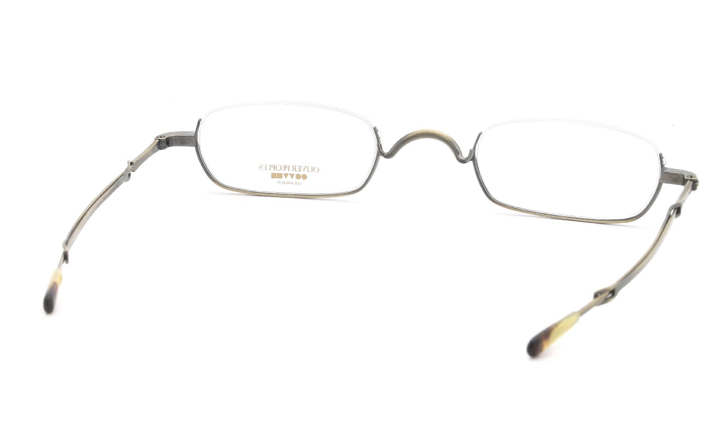 OLIVER PEOPLES 1980s-1990's OP-662 AG