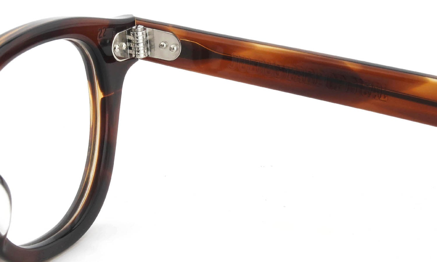 JULIUS TART OPTICAL AR-46-22 PL-002M DEMI-AMBER