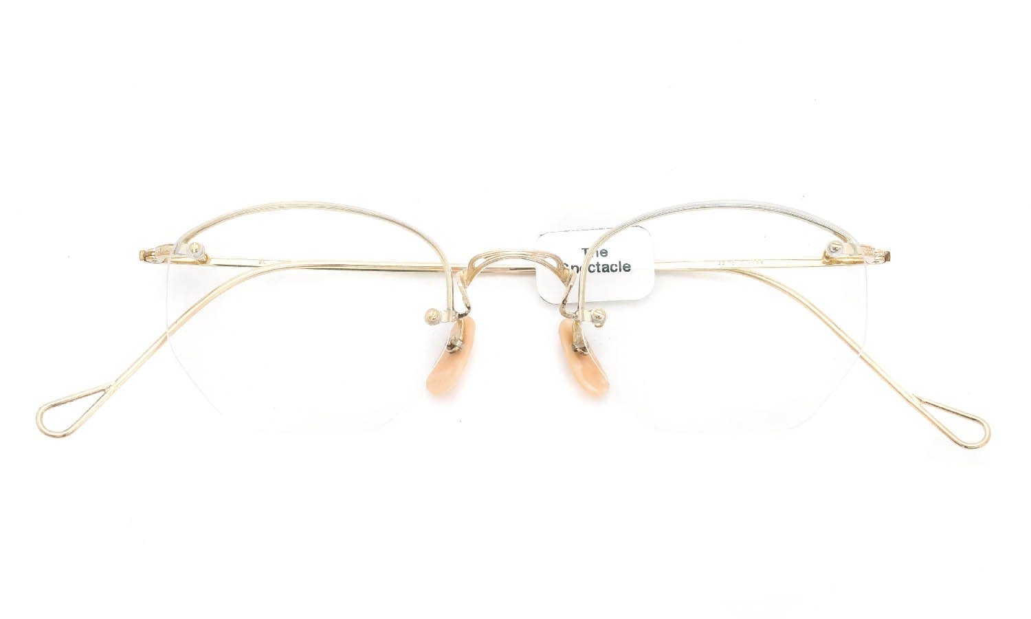The Spectacle/ Bausch&Lomb ボシュロムvintage ヴィンテージ GFメガネ