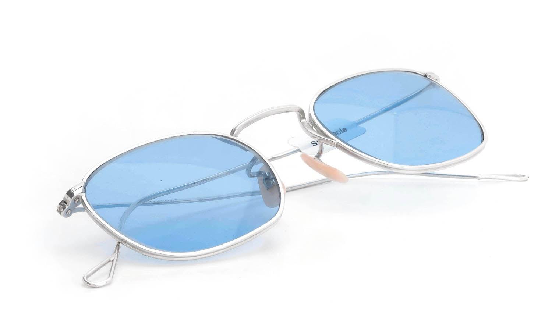 Shuron 1930s〜1940s Whitaker Full-Frame WG 1/10 12KGF 47-22 Sky-Blue-Lens