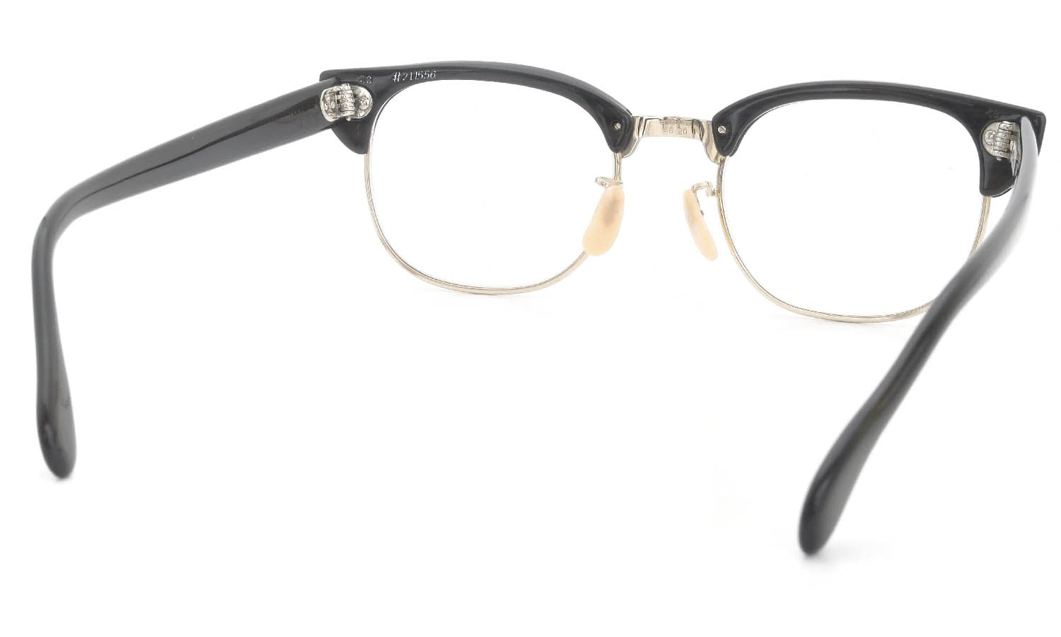 Universal Optical vintage 1950s-60s Combination Brown-Wood/G 48-20 1/10 12KGF