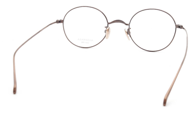 MASUNAGA GMS-198T #53 Brown