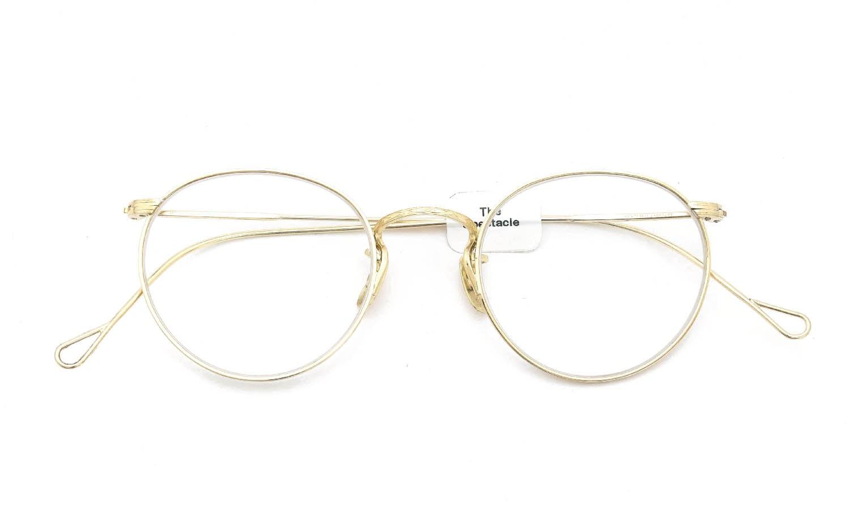 The Spectacle/ Artcraft Optical vintage GFメガネ