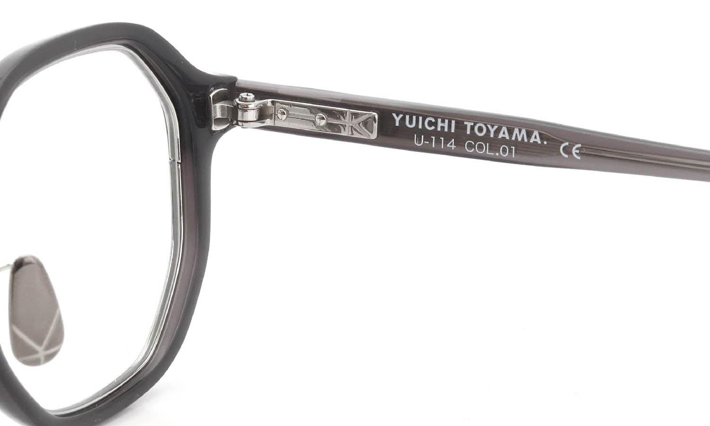 YUICHI TOYAMA. U-114 AMS COL.01
