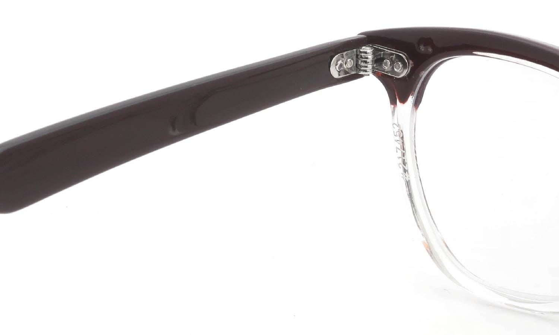 TART Optical vintage LEADING-LIZ BROWN-CRYSTAL 45-22 #217452
