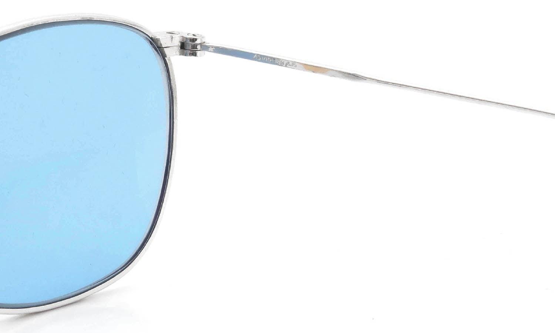 American Optical 1930s〜1940s Whitaker Full-Frame Ful-Vue WG 1/10 12KGF 47-24 Sky-Blue-Lens