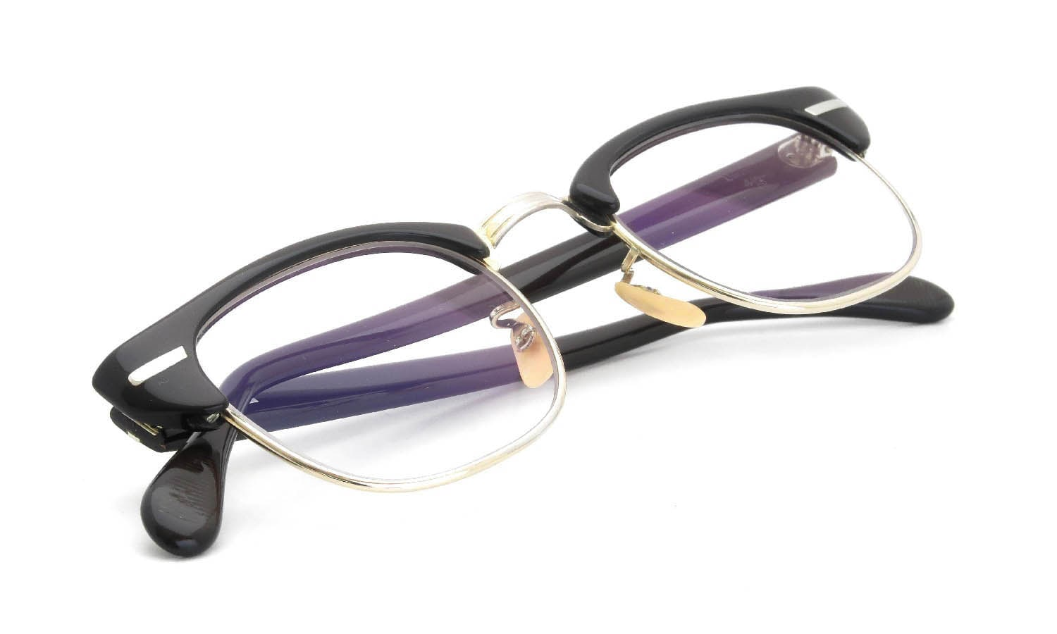 Universal Optical vintage 1950s-60s UOC600 Combination Brown/Gold 48-24