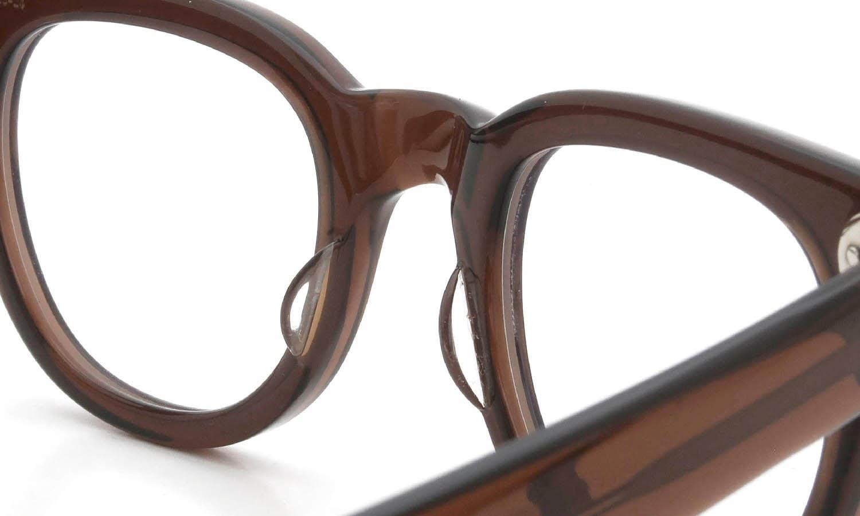 TART Optical vintage 1960s Regency eyewear FDR BROWN 46-24