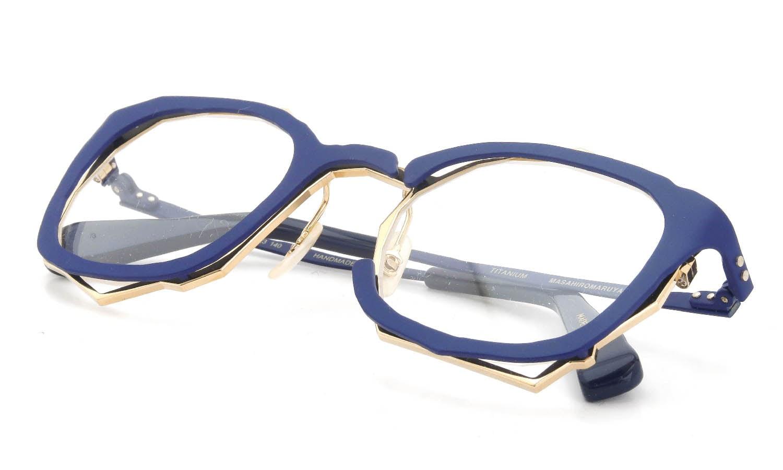 MASAHIROMARUYAMA MM-0046 col.3 BLUE/GOLD(doodle)